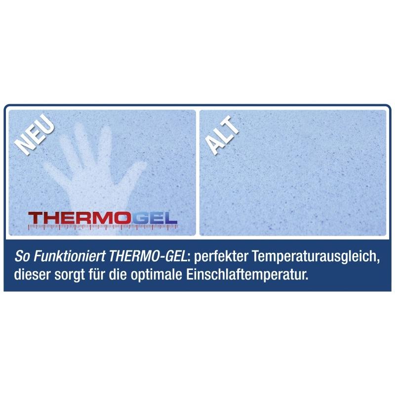 f a n komfort gel ks 7 zonen thermo gel kaltschaumkern. Black Bedroom Furniture Sets. Home Design Ideas